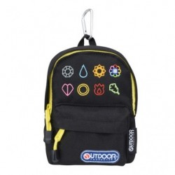 Mini Daypack Kanto Badges OUTDOOR japan plush