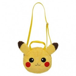 3WAYバッグ ぬいぐるみフェイスピカチュウ Pikachu s Closet japan plush