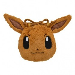 Drawstring Bag Eevee Plush japan plush