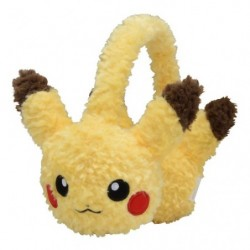 Earmuffs Pikachu Plush japan plush