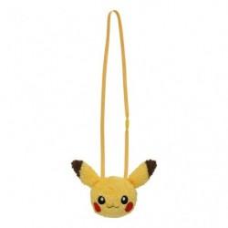 Bandoulière Peluche Pikachu japan plush