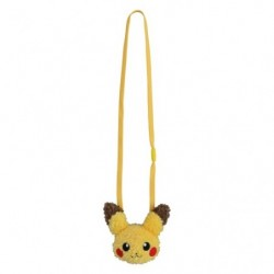 Mini Pouch Plush Pikachu japan plush