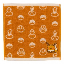 Hand Towel Eevee Pokémon Yurutto japan plush