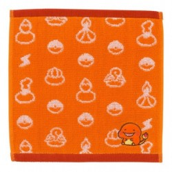 Hand Towel Charmander Pokémon Yurutto japan plush
