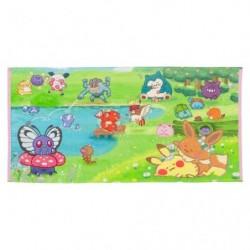 Mini Bath Towel Pokémon Yurutto