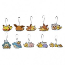 Porte Cle Pokemon Yurutto Collection