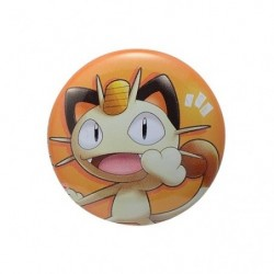 Badge Meowth with YOU japan plush