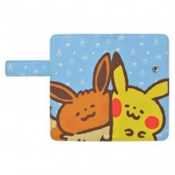 Smartphone Cover Pokémon Yurutto japan plush