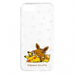 Case for iPhone 8/7/6s/6 Pokémon Yurutto japan plush