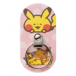 Anneau Smartphone Pikachu Pokémon Yurutto japan plush
