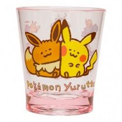 Glass Pokémon Yurutto Pink japan plush