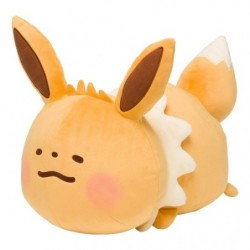 Cushon Eevee Pokémon Yurutto japan plush