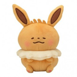 Plush Pokémon Yurutto Eevee japan plush