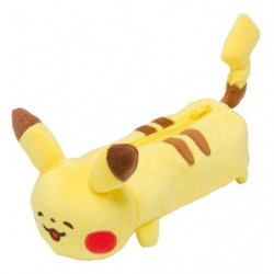 Peluche Trousse Pikachu Pokémon Yurutto japan plush