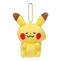 Plush Pikachu Pokémon Yurutto Keychain japan plush