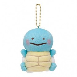 Plush Squirtle Pokémon Yurutto Keychain japan plush