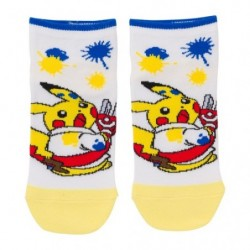 Short Socks Pikachu Rikakei no Otoko japan plush
