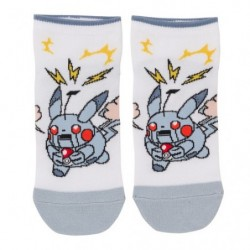 Chaussettes Courtes Robot Pikachu Rikakei no Otoko japan plush