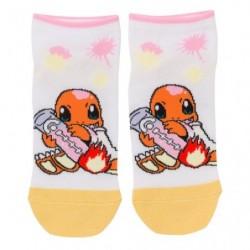 Short Socks Salamèche Rikakei no Otoko japan plush