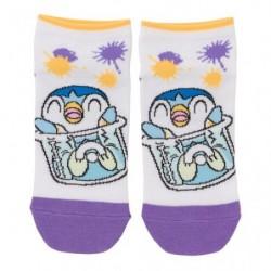 Short Socks Piplup Rikakei no Otoko japan plush