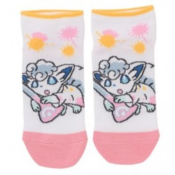 Short Socks Alola Goupix Rikakei no Otoko japan plush