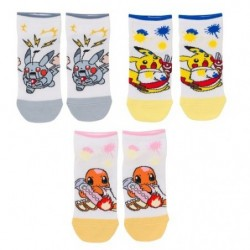 Chaussettes courtes Rikakei no Otoko Set X3 A japan plush