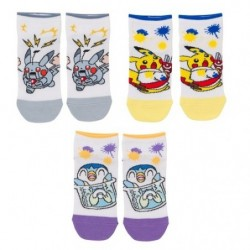 Short Socks Rikakei no Otoko Set X3 B japan plush