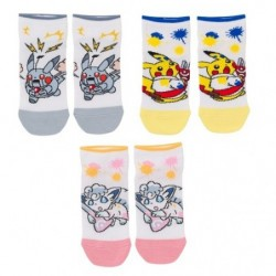 Chaussettes courtes Rikakei no Otoko Set X3 C japan plush
