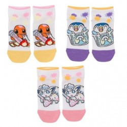 Short Socks Rikakei no Otoko Set X3 D japan plush