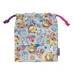 Drawstring Bag Pokémon Rikakei no Otoko japan plush