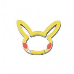 Mousqueton Pikachu Visage japan plush