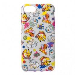 Phone Case Pokémon Rikakei no Otoko for iPhone 8/7/6s/6 japan plush