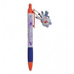 Ballpoint pen Pokémon Rikakei no Otoko japan plush