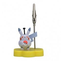 Memo Stand Pikachu Robot Rikakei no Otoko japan plush