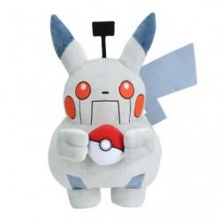 Plush Pikachu Robot Rikakei no Otoko Big Size japan plush