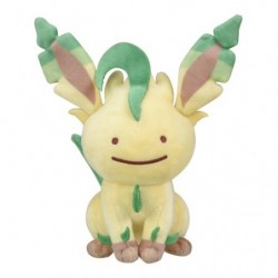 Plush Ditto Leafeon japan plush