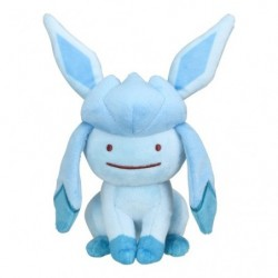Plush Ditto Glaceon japan plush