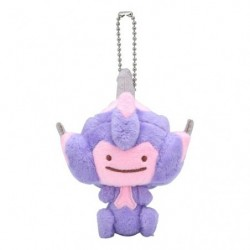 Plush Ditto Poipole Keychain japan plush