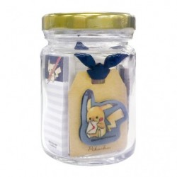 Bottle Sticky Note Pikachu number 025 japan plush