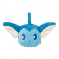 Face Badge Mix au Lait Vaporeon japan plush