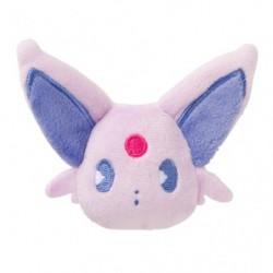 Face Badge Mix au Lait Espeon japan plush