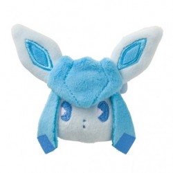 Face Badge Mix au Lait Glaceon japan plush