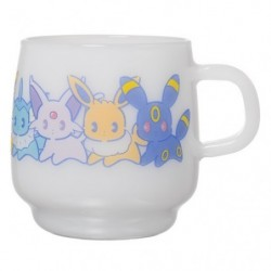 Mug Cup Mix Au Lait Evoli japan plush