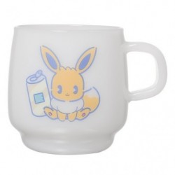 Mug Cup Mix Au Lait Eevee japan plush
