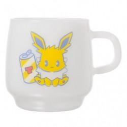 Mug Cup Mix Au Lait Jolteon japan plush