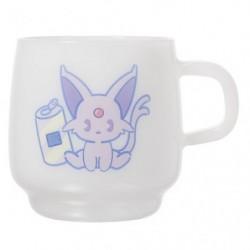 Mug Cup Mix Au Lait Espeon japan plush