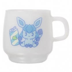 Mug Cup Mix Au Lait Glaceon japan plush