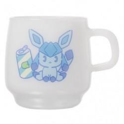 Mug Cup Mix Au Lait Glaceon japan plush