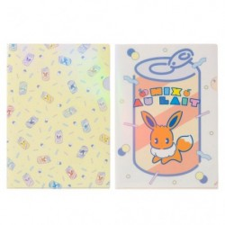 A4 Clear File Mix au Lait japan plush