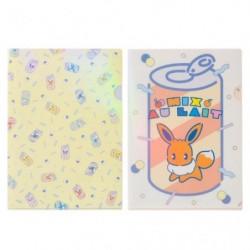 A4 Pochette Transparente Mix au Lait japan plush